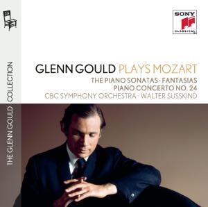 CD GOULD, GLENN - Glenn Gould plays Mozart: The