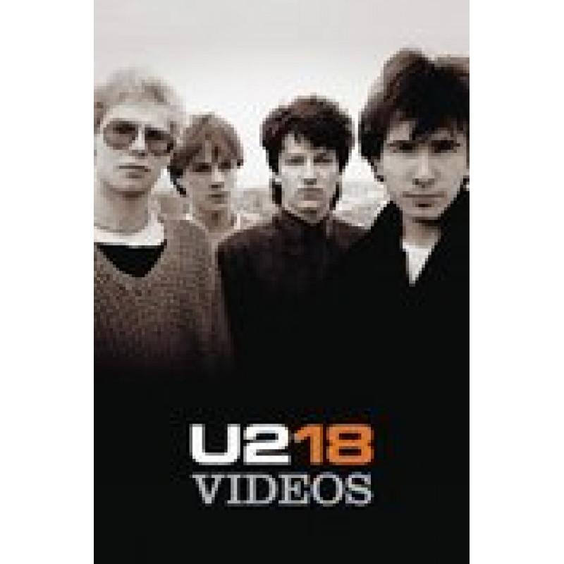 U2 - DVD 18 / VIDEOS