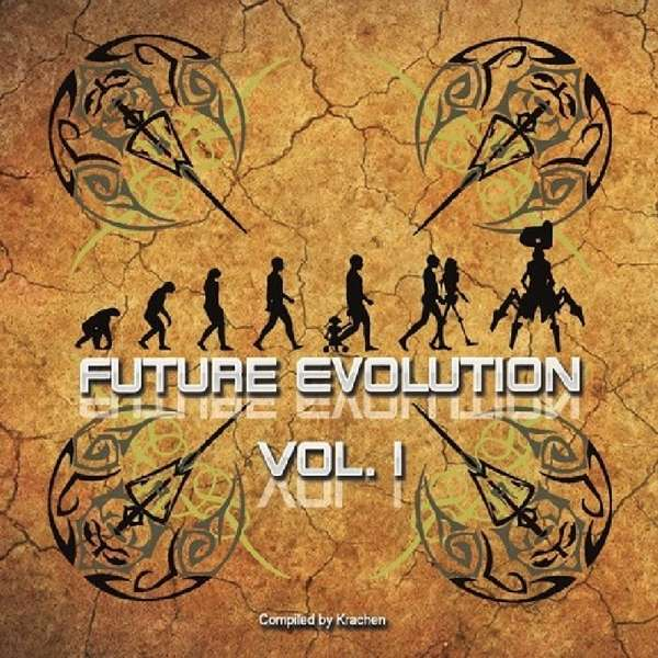 CD V/A - FUTURE EVOLUTION 1