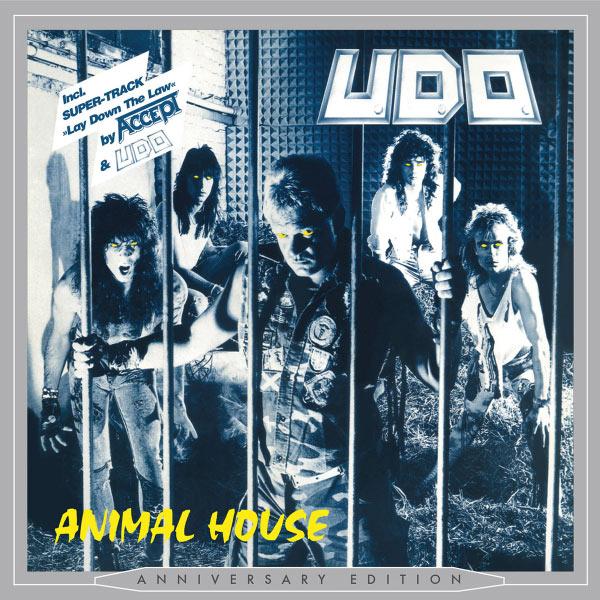 CD U.D.O. - ANIMAL HOUSE