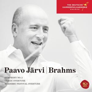 CD BRAHMS, J. - Brahms: Symphony No. 2, Tragic