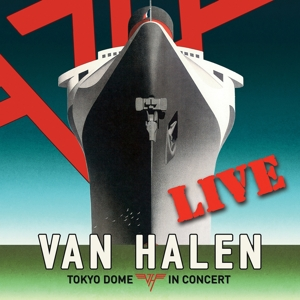 Van Halen - CD TOKYO DOME IN CONCERT
