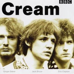 CD CREAM - CREAM AT THE BBC