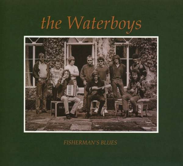 CD WATERBOYS, THE - FISHERMAN'S BLUES