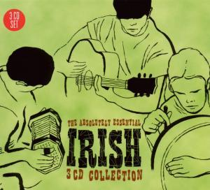 CD V/A - ABSOLUTELY ESSENTIAL IRISH COLLECTION