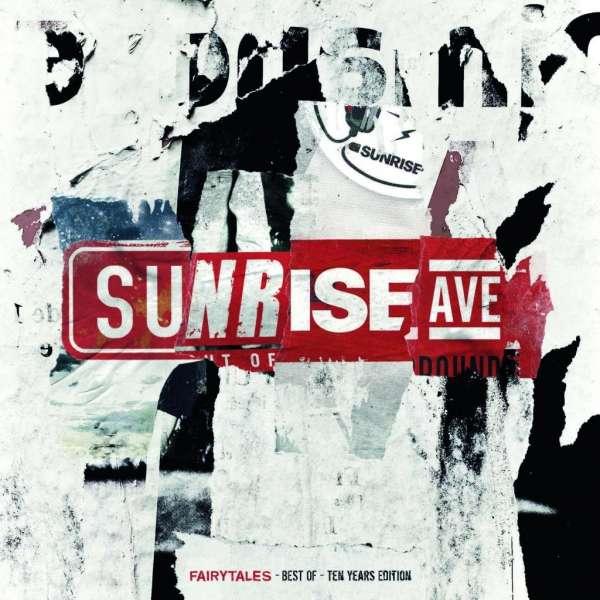 CD SUNRISE AVENUE - FAIRYTALES - BEST OF