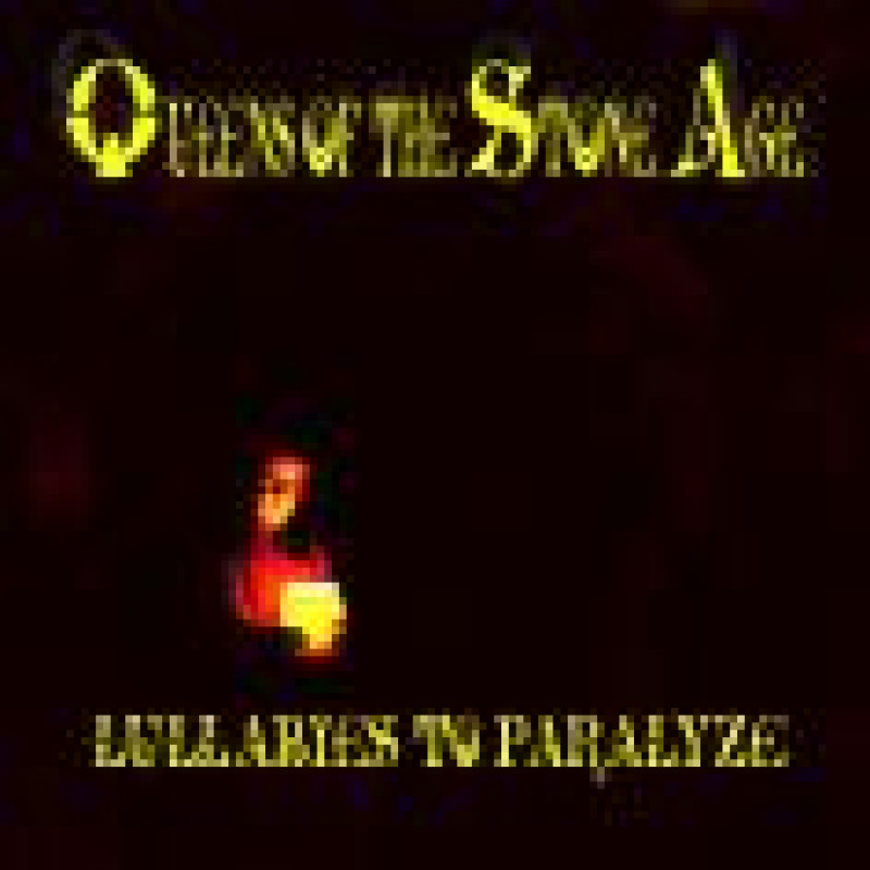 CD QUEENS OF THE STONE - LULLABIES TO PARALYZE