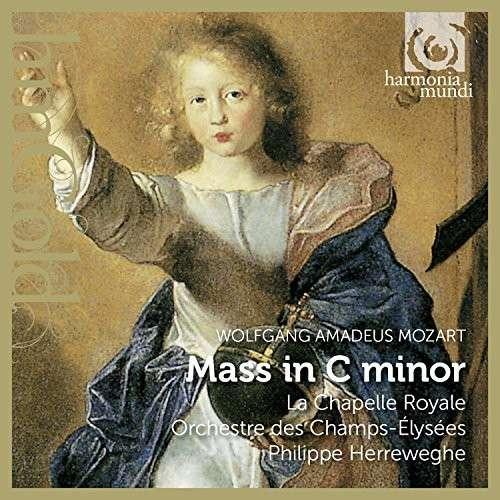 CD MOZART, W.A. - MASS IN C MINOR