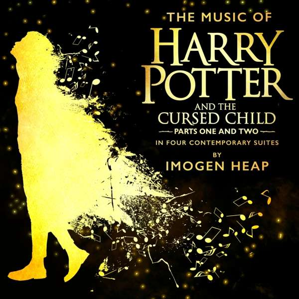 Soundtrack - Vinyl Harry Potter and the Cursed Child (Parts One and Two)