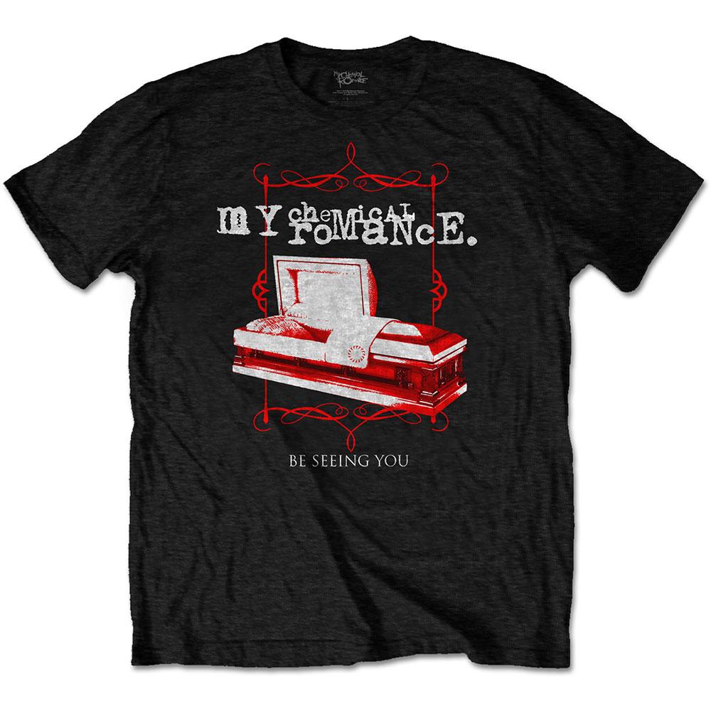 My Chemical Romance - Tričko Coffin - Muž, Unisex, Čierna, XL