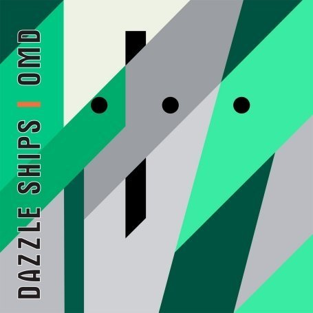 CD O.M.D. - DAZZLE SHIPS/R.