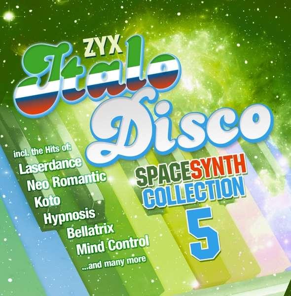 CD V/A - ZYX ITALO DISCO SPACESYNT COLLECTION 5