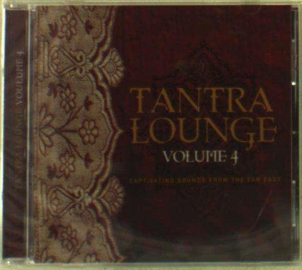 CD V/A - TANTRA LOUNGE 4