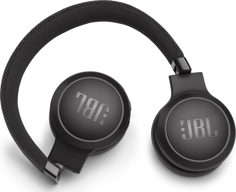 Slúchadlá JBL Live400BT Black