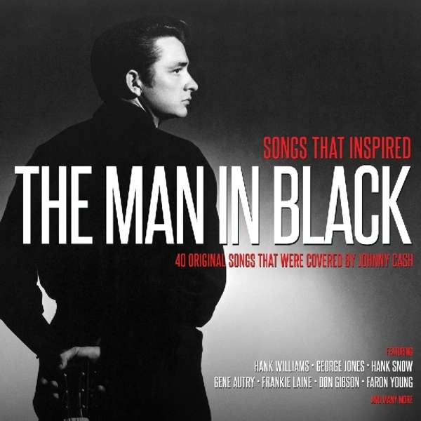 CD V/A - SONGS THAT INSPIRED THE MAN IN BLACK