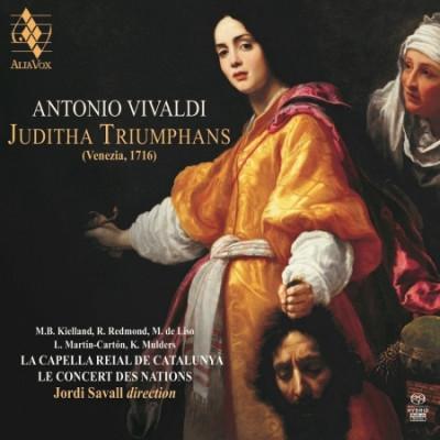 CD VIVALDI, A. - JUDITHA TRIUMPHANS (VENEZIA, 1716)