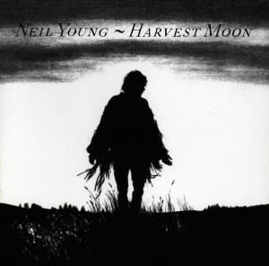 CD YOUNG, NEIL - HARVEST MOON