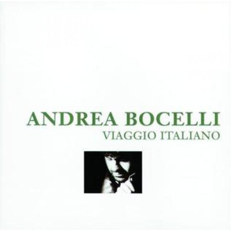 ANDREA BOCELLI - CD VIAGGIO ITALIANO