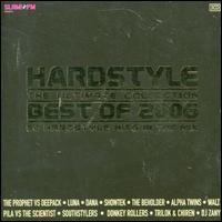 CD V/A - BEST OF HARDSTYLE 2006