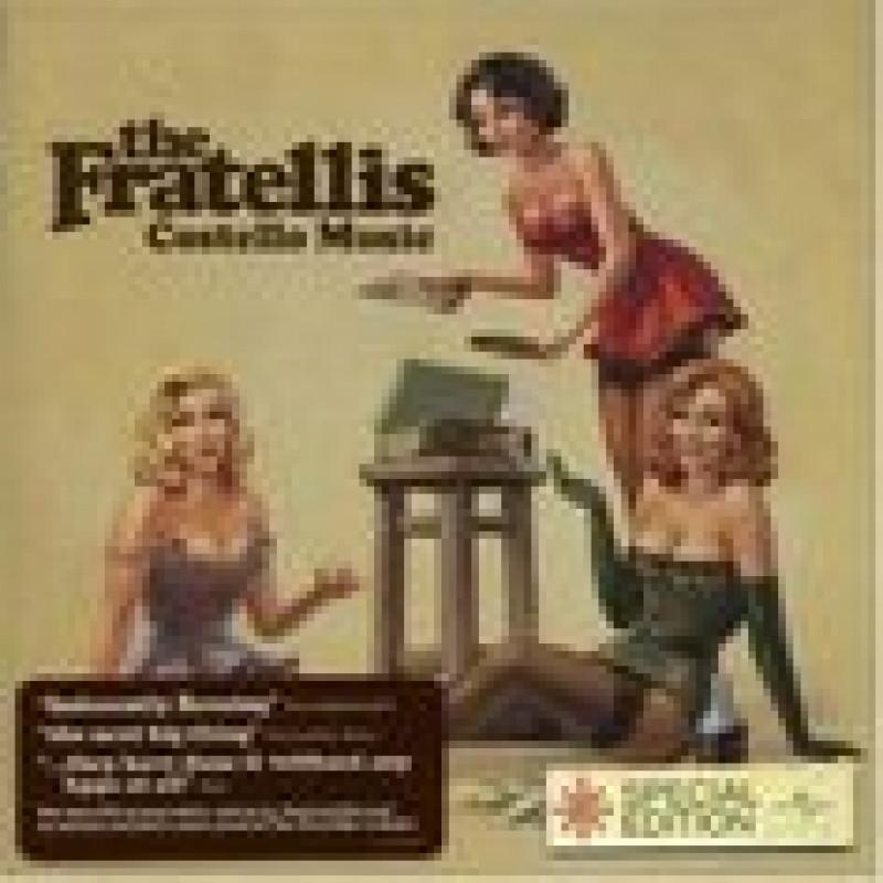 CD THE FRATELLIS - COSTELLO MUSIC