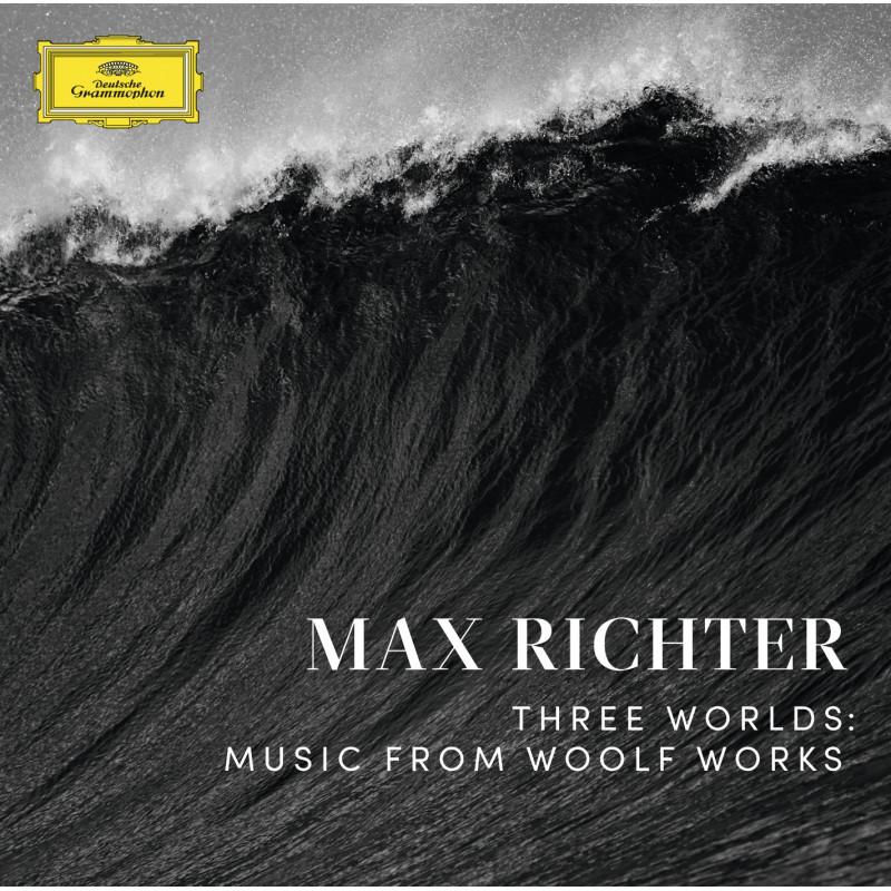 CD RICHTER MAX - RICHTER: THREE WORLDS-music from Woolf Works