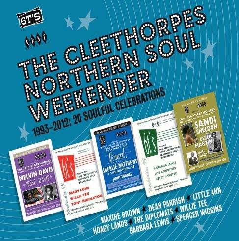 CD V/A - CLEETHORPES NORTHERN SOUL WEEKENDER