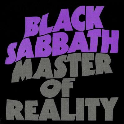 Black Sabbath - CD MASTER OF REALITY
