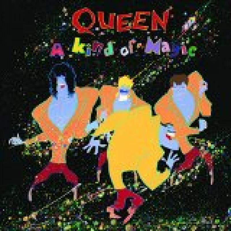 Queen - Vinyl A KIND OF MAGIC