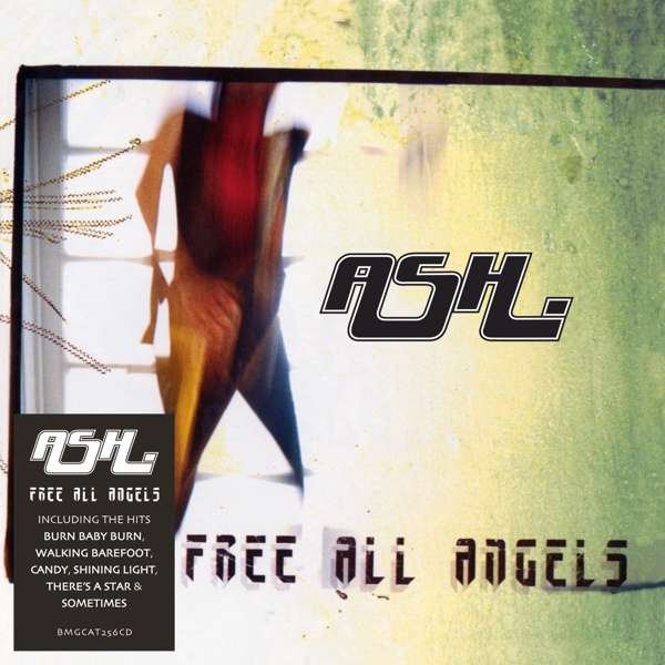 CD ASH - FREE ALL ANGELS (2018 REISSUE)
