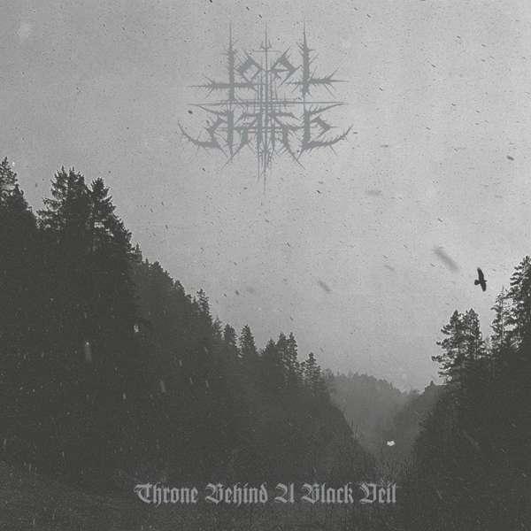 CD TOTAL HATE - THRONE BEHIND A BLACK VEIL