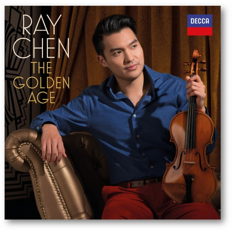 CD CHEN RAY - GOLDEN AGE