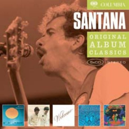 Santana - CD Original Album Classics