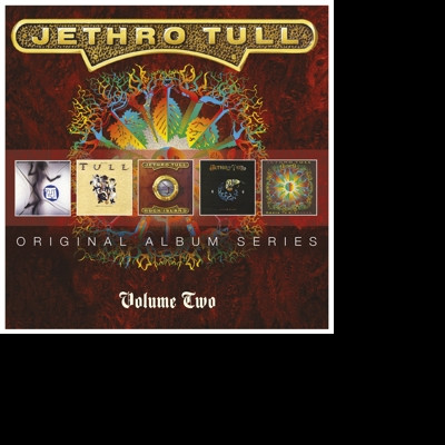 Jethro Tull - CD ORIGINAL ALBUM SERIES VOL.2