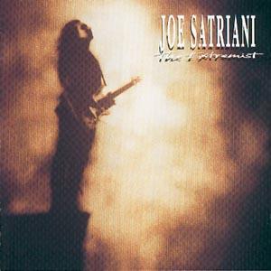 CD SATRIANI, JOE - The Extremist