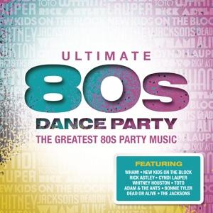 CD V/A - Ultimate... 80s Dance Party