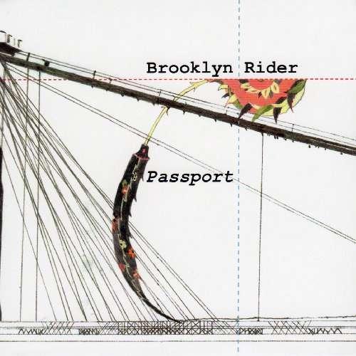 CD BROOKLYN RIDER - PASSPORT