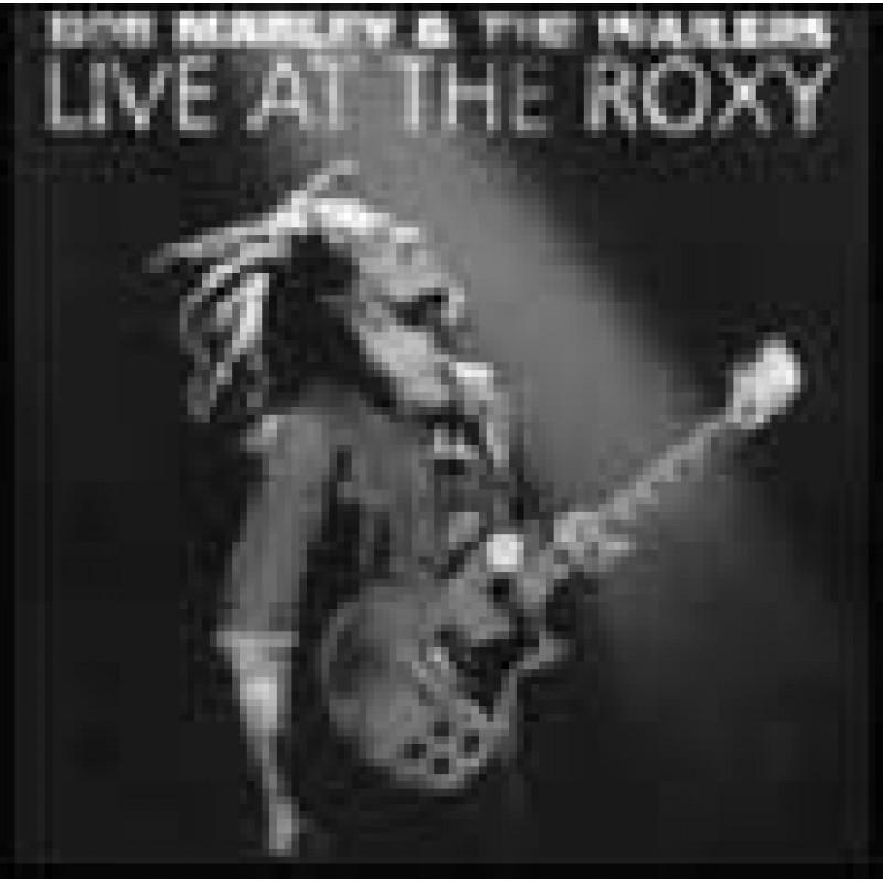 CD MARLEY BOB - LIVE AT THE ROXYS