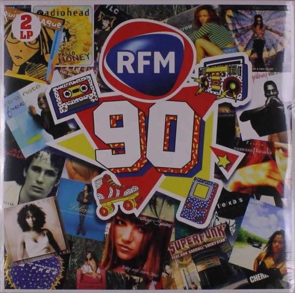 Vinyl V/A - RFM 90