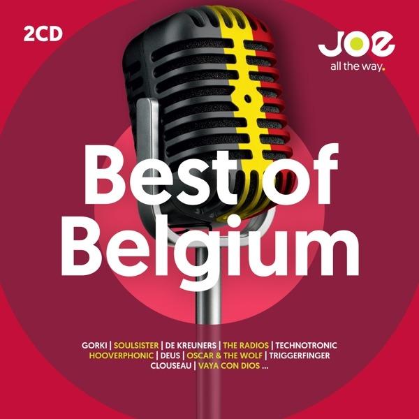 CD V/A - JOE - BEST OF BELGIUM