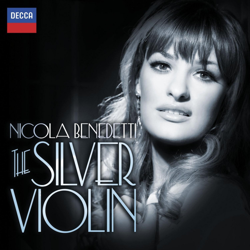 CD BENEDETTI NICOLA - THE SILVER VIOLIN