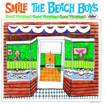 The Beach Boys - CD SMILE SESSIONS
