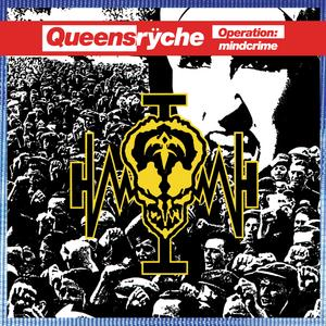 CD QUEENSRYCHE - OPERATION MINDCRIME