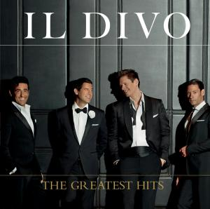 CD IL DIVO - The Greatest Hits (Deluxe)