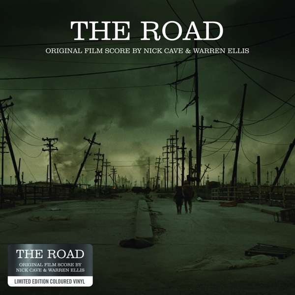 Vinyl OST / CAVE, NICK & ELLIS, WARREN - THE ROAD (ORIGINAL MOTION PICTURE SOUNDTRACK)