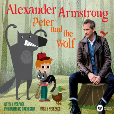 CD ARMSTRONG/LIVERPOOL PHILHARMONIC ORCHESTRA/PETRENKO - PROKOFIEV: PETER AND THE WOLF, SAINT-SAËNS: CARNIVAL OF THE ANIMALS