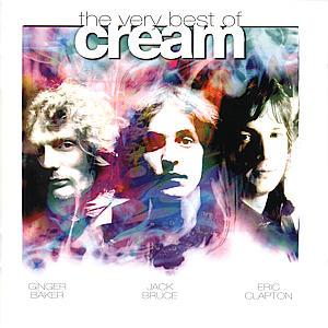 CD CREAM - THE VERY BEST OF CREAM