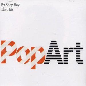 Pet Shop Boys - CD POPART-THE HITS