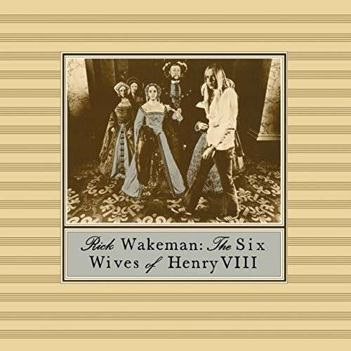 CD WAKEMAN RICK - THE SIX WIVES OF HENRY