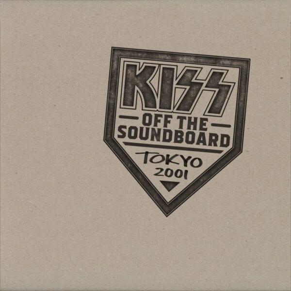 Kiss - CD KISS Off The Soundboard: Tokyo 2001