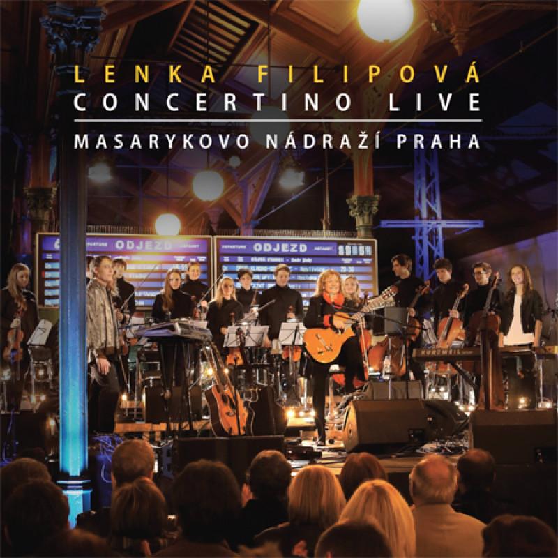 Lenka Filipová - CD CONCERTINO LIVE